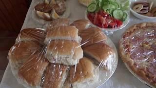 Birthday buffet / party spread