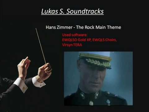 Hans Zimmer The Rock - Main Theme ( EWQLSO Gold + Choirs )