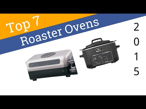 7 Best Roaster Ovens 2015