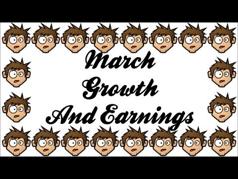 March Youtube Growth and Earnings Report
