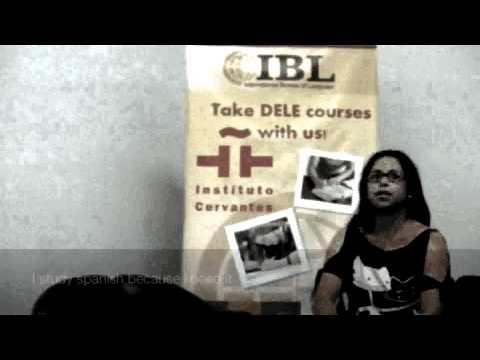 International Bureau of Languages 2012