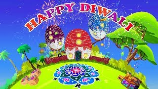 Eena Meena Deeka | HAPPY DIWALI | SPECIAL 30 MINUTE Compilation | Videos For Kids