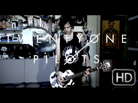 twenty one pilots: Heathens (Guitar Cover HD) by SymonIero