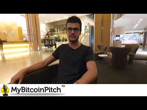 MyBitcoinPitch by Alejandro Regojo (Bitcoin Gold)