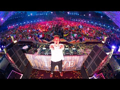🔴 Nicky Romero Live at Tomorrowland Mainstage 2017