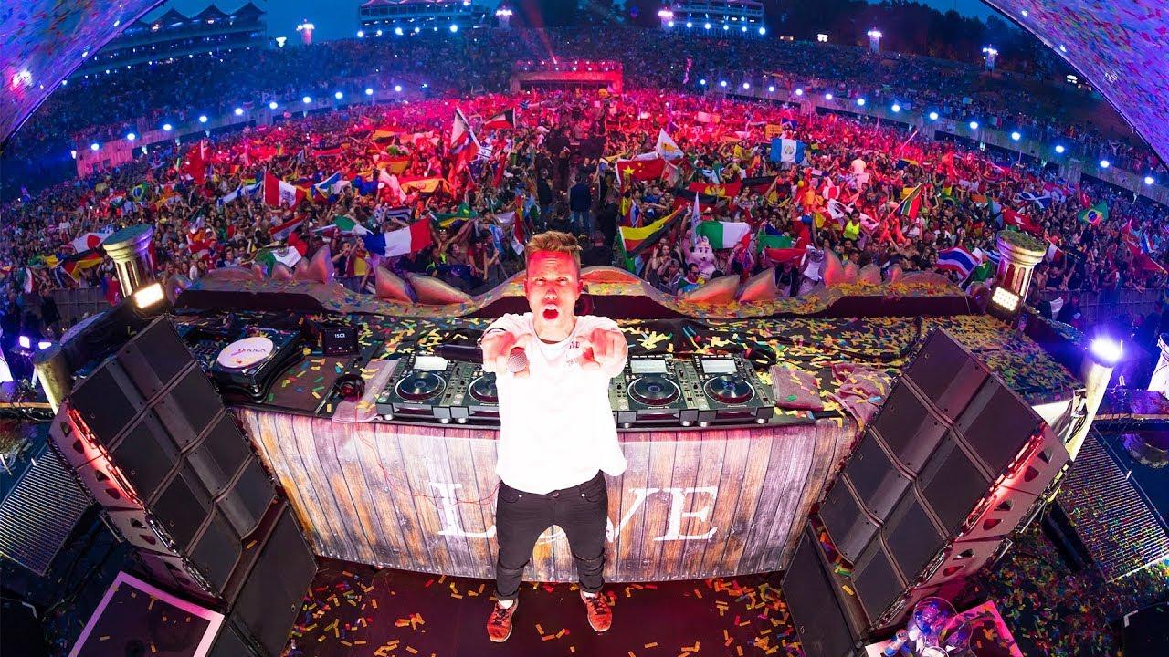 🔴 Nicky Romero Live at Tomorrowland Mainstage 2017