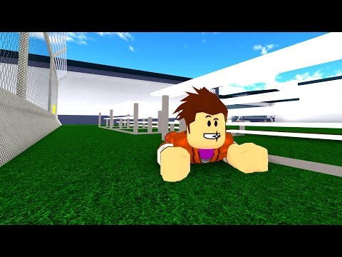 THE GREATEST ESCAPE IN ROBLOX PRISON LIFE V2.0..