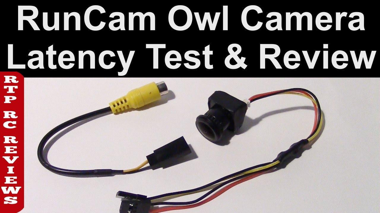 RunCam OWL Starlight FPV Camera, Latency Test, Low Light Test, Wide ...