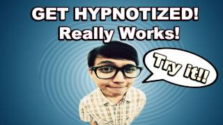 FREE HYPNOSIS FOR YOU! ( REAL )