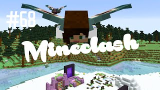 THE 1.9 NEW ITEMS CHALLENGE - MINECLASH (EP.68)