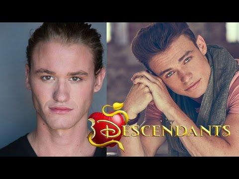 Disney's Descendants 2 Casts Captain Hook & Gaston's Kids