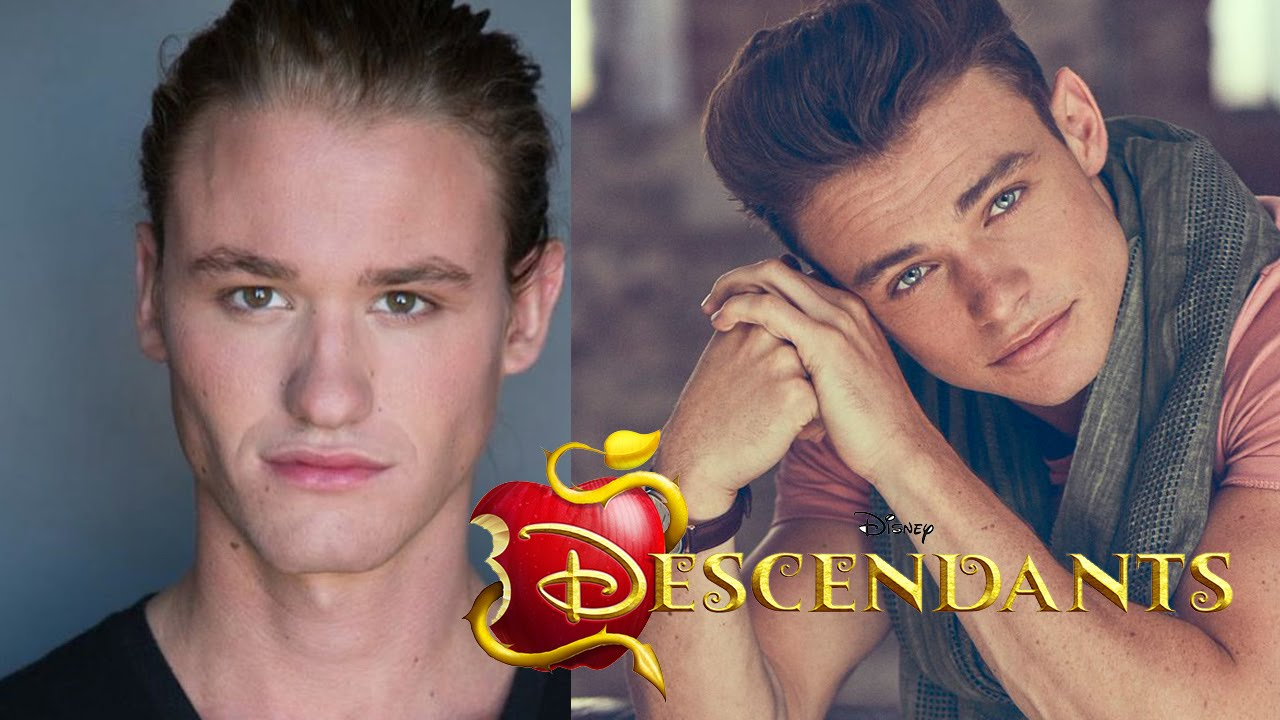Disney S Descendants 2 Casts Captain Hook Amp Gaston S Kids
