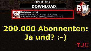 200k SPEZIAL - Redstone World Download