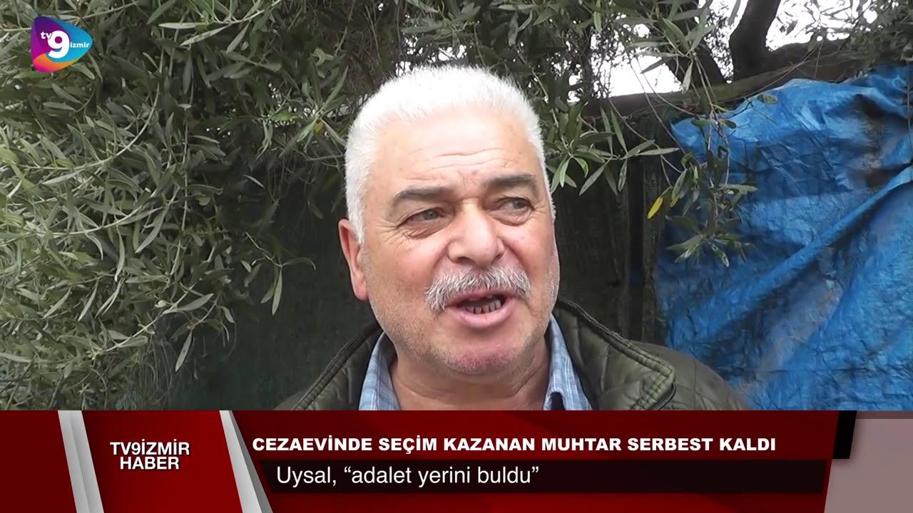 CEZAEVİNDE SEÇİM KAZANAN MUHTAR SERBEST KALDI.