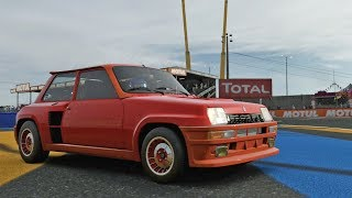 Forza Motorsport 7 - Renault 5 Turbo 1980 - Test Drive Gameplay (HD) [1080p60FPS]