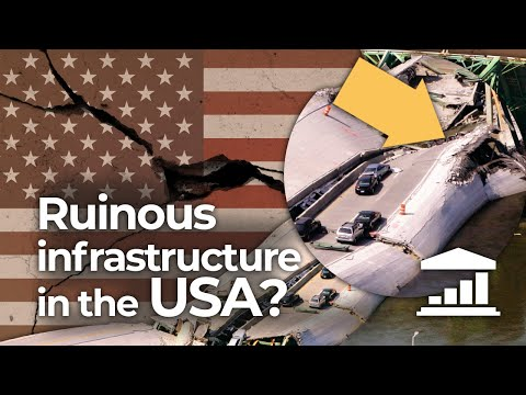 Why is US INFRASTRUCTURE so BAD? (And what is BIDEN's plan?) - VisualPolitik EN