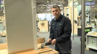 видео Многофункциональная машинка VECTURO Festool