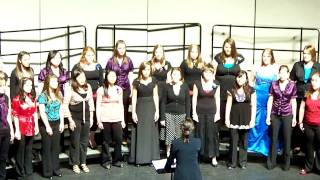 CSHS Mix Choir- Just Like A Tree