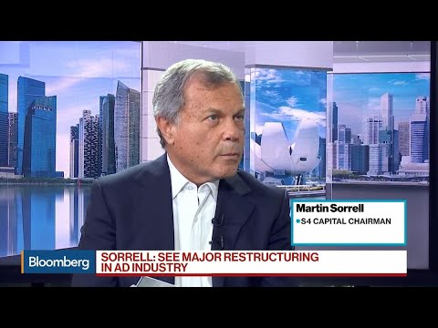 Martin Sorrell Says He's 'Sad' About What Happened at WPP