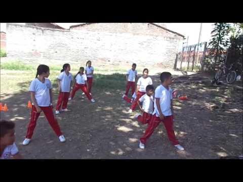 Flexibilidad FBP y FBS agilidad y cambio, niños de 7 a 10 años