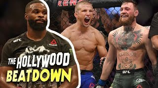 Tyron Woodley 'Dead Ass Serious' About Conor McGregor Fight   The Hollywood Beatdown