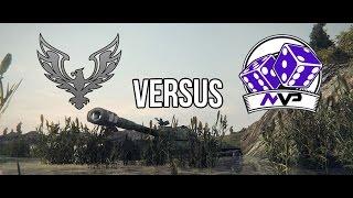 World of Tanks   FAME vs MVPS   A New Hope