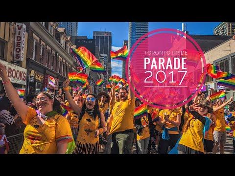 Toronto Gay Pride Parade | Siddhartha Joshi
