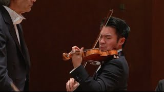 Ray Chen Mendelssohn Violin Concerto in E minor, Op. 64
