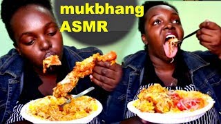 ASMR Darling /TheChew Inspired  Eating Sounds  |Soft Spoken Whisper ramble_ Mukbhang asmr