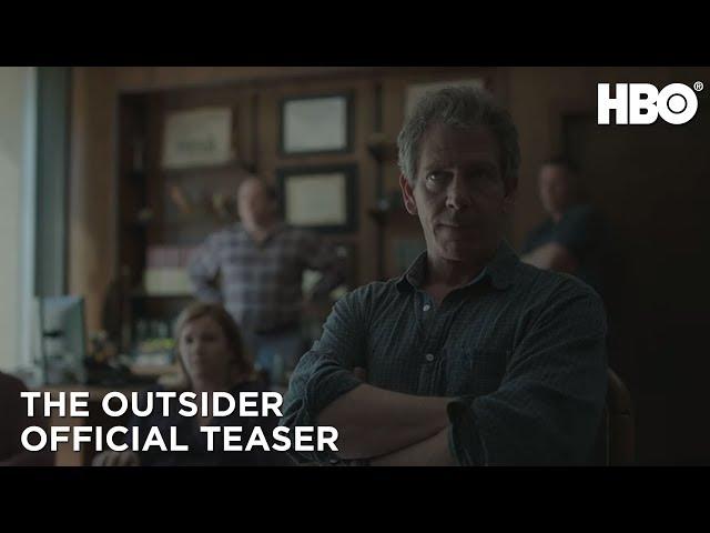 The Outsider trailer stream