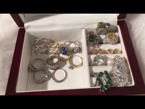 My Favorite Ring Collection (Fine Jewelry)