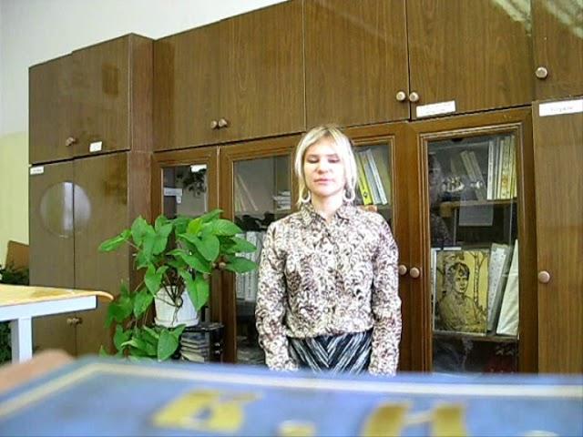 Изображение предпросмотра прочтения – ПолинаПопова читает произведение «Спешите делать добрые» А.Я.Яшина
