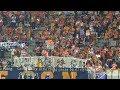【愛媛FC】8000人超の南相馬コール~特別な想いを込めた「この街で」
