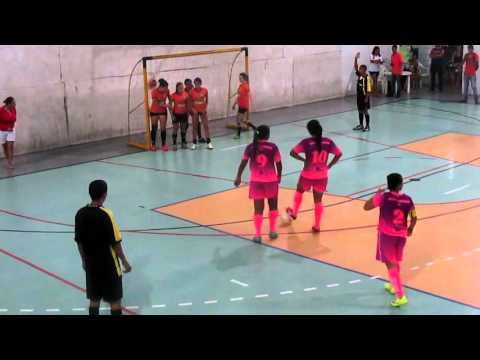 Atitude Feminina FC x Natal Esporte Clube (Campeonato de Futsal Feminino do CDCAP)