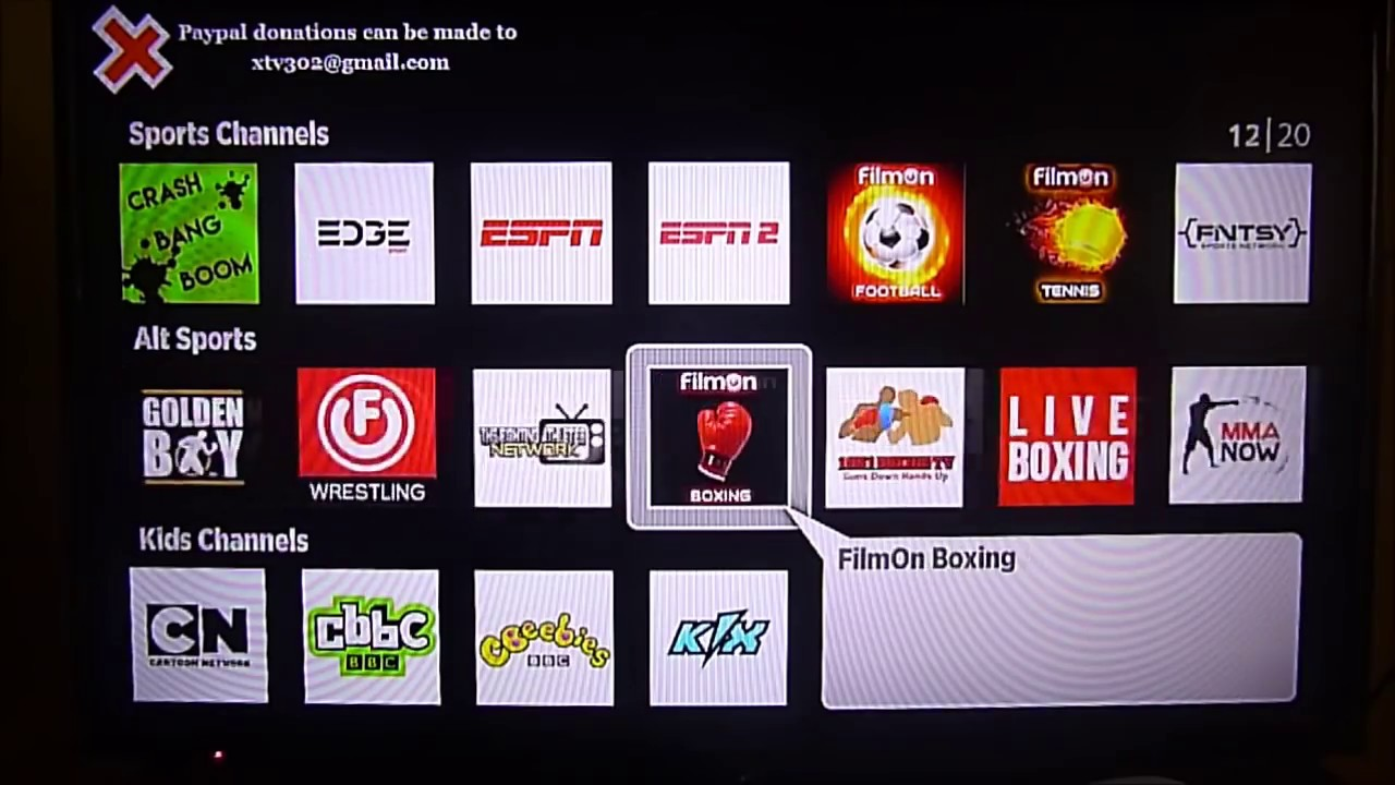 How to Add XTV IPTV UPDATED!!  SImply the BEST IPTV EVER on