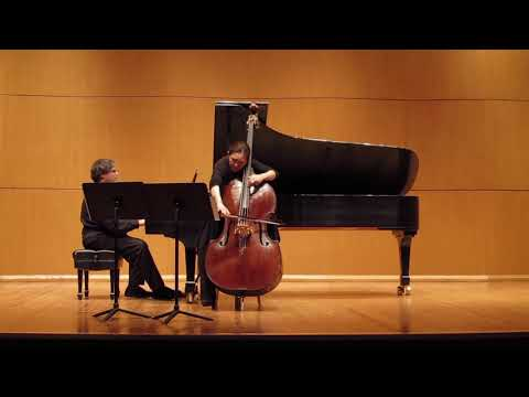 Dinos Constantinides Concerto for Double Bass and Orchestra