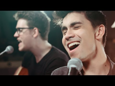 breathin (Ariana Grande) - Sam Tsui + Alex Goot Cover | Sam Tsui
