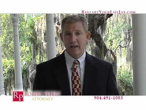 Northeast Florida Bankruptcy Attorney Robert Peters