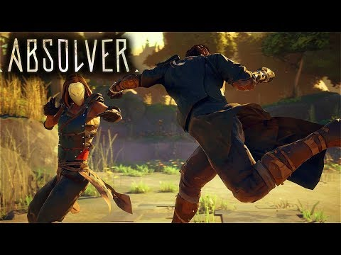 Absolver - Weapons, Armor & First Boss Fight! (Online Martial Arts RPG) Absolver Gameplay Part 2