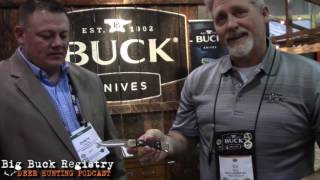 NEW Buck Knives for 2017 #shotshow2017