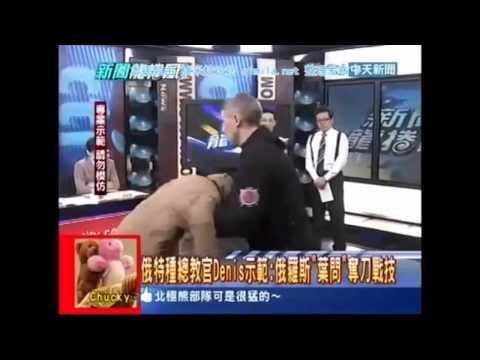 20140104 Taiwan TV talk show News Tornado