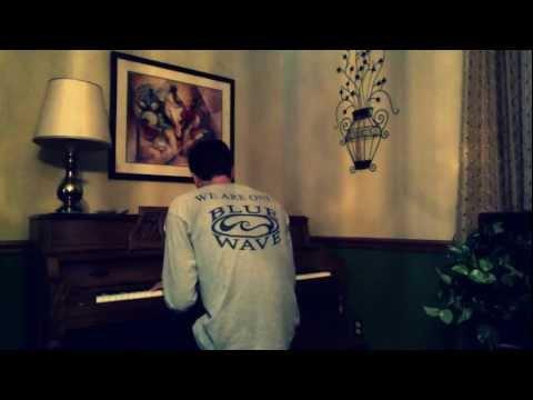 Never Alone - Jesse Bonanno piano cover