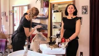видео Окрашивание волос хной в домашних условиях в любой цвет