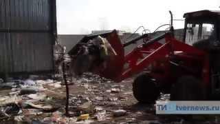 Как перерабатывают мусор в Тверской области