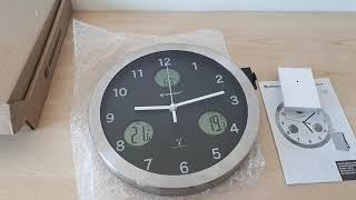Bresser orologio da parete radiocomandato (recensione)