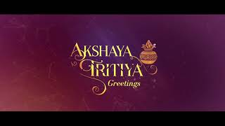 Celebrate Akshaya Tritiya with Special Offers