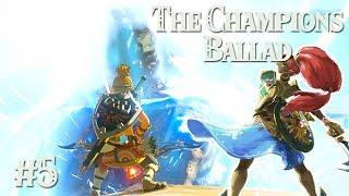 MOLDUGA KING TAKE DOWN: Zelda BotW The Champions Ballad #5