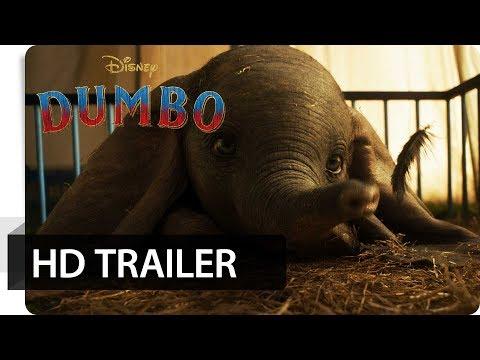 DUMBO - 2. Offizieller Trailer (deutsch/german) | Disney HD