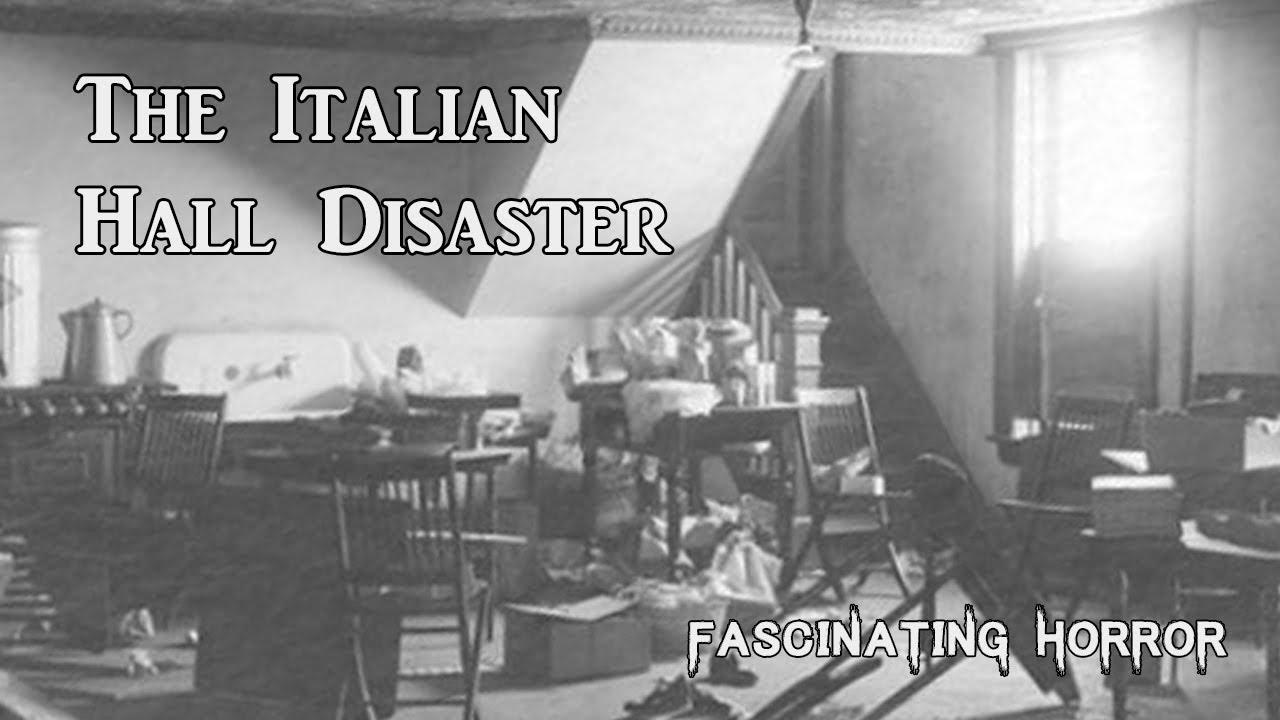 The Italian Hall Disaster | A Short Documentary | Fascinating Horror