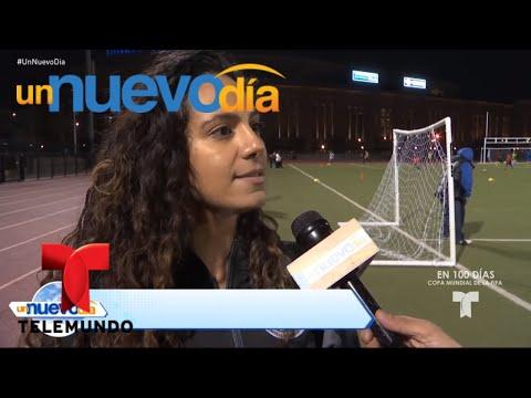 ¡Nueva York ayuda gratis a jóvenes futbolistas! | Un Nuevo Día | Telemundo